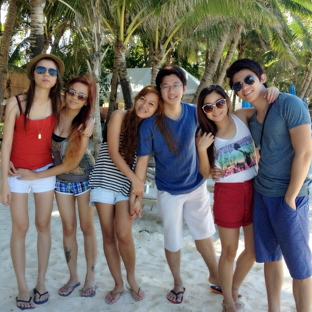 Lovers in Boracay!