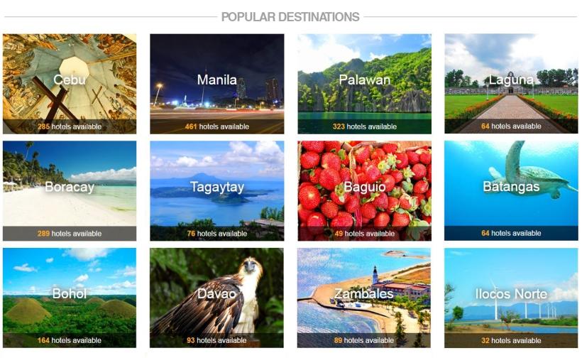 popular destination
